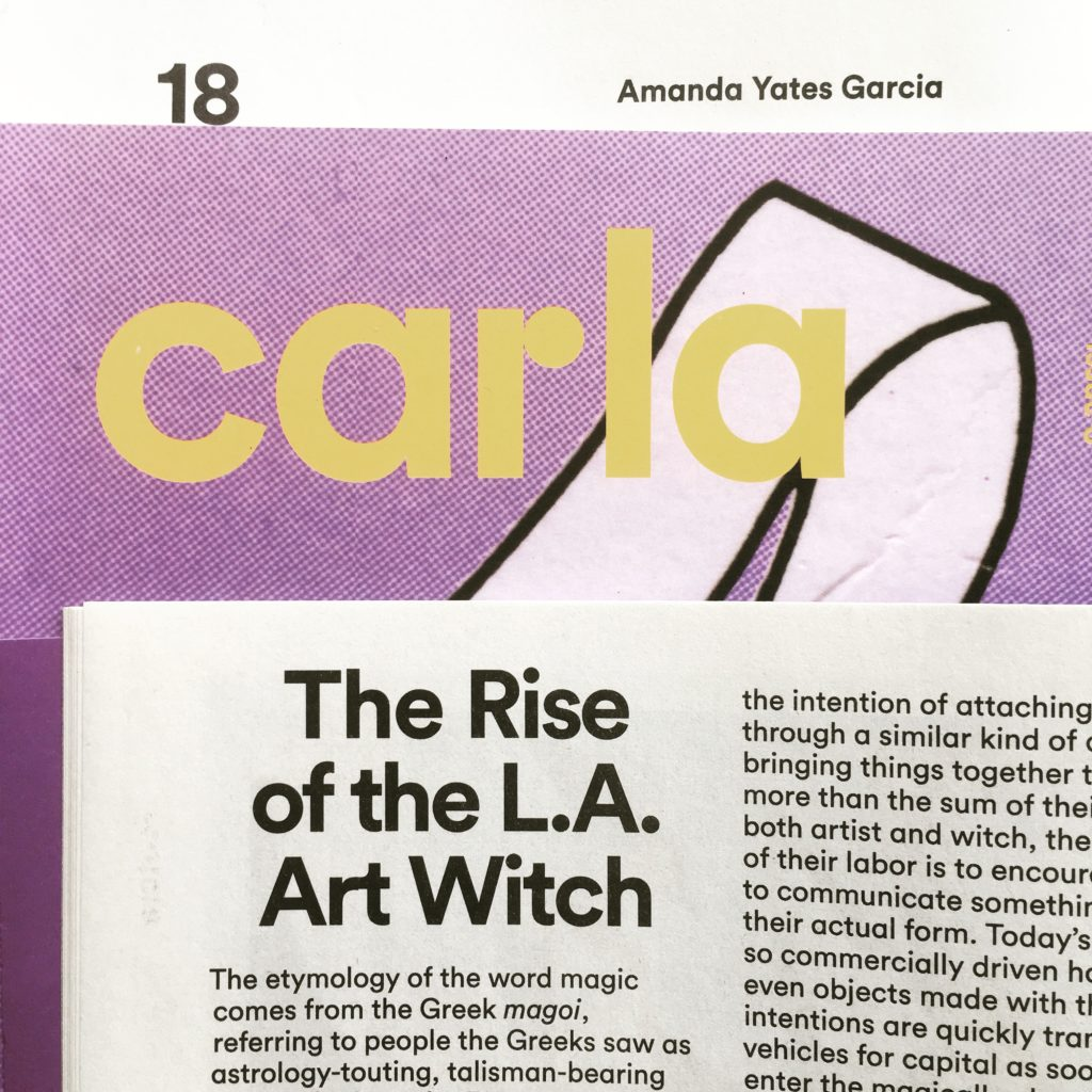Rise of the LA Art Witch pic