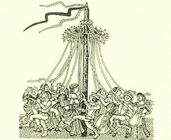Get Pregnant On Beltane! - The Oracle of Los Angeles