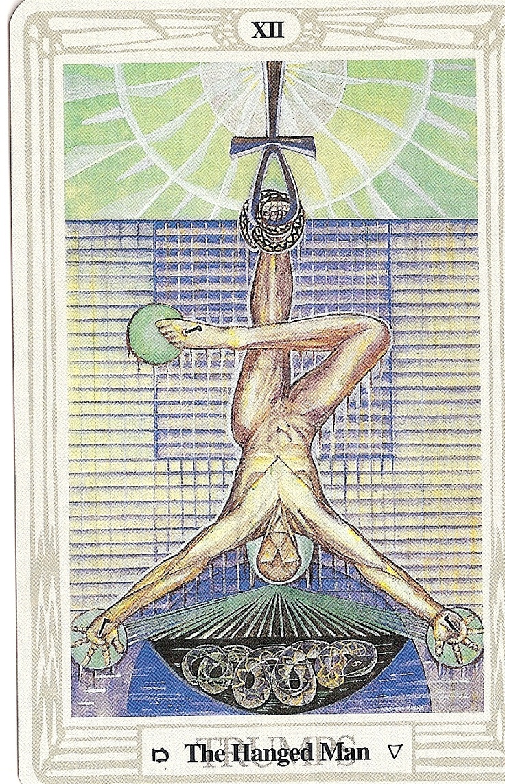 Power and Submission: The Emperor and The Hanged Man - The