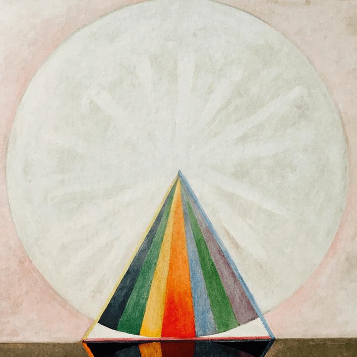 Hilma Af Klint, The Swan No. 12