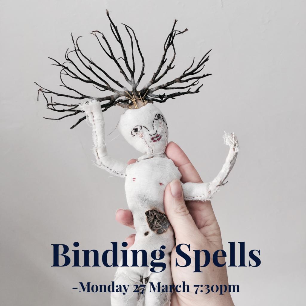 Magical Praxis: Binding Spells. ©Oracle Of Los Angeles, 2017.