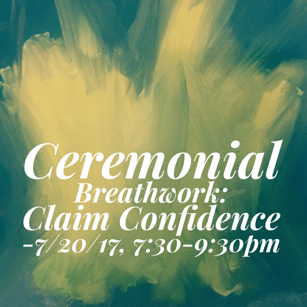 Ceremonial Breathwork Workshop